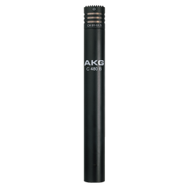 ULS Series - Black - Reference small-diaphragm modular microphone series - Hero