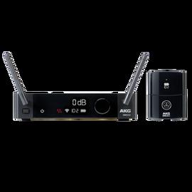 DMS300 Instrument Set - Black - Digital wireless instrument system - Hero