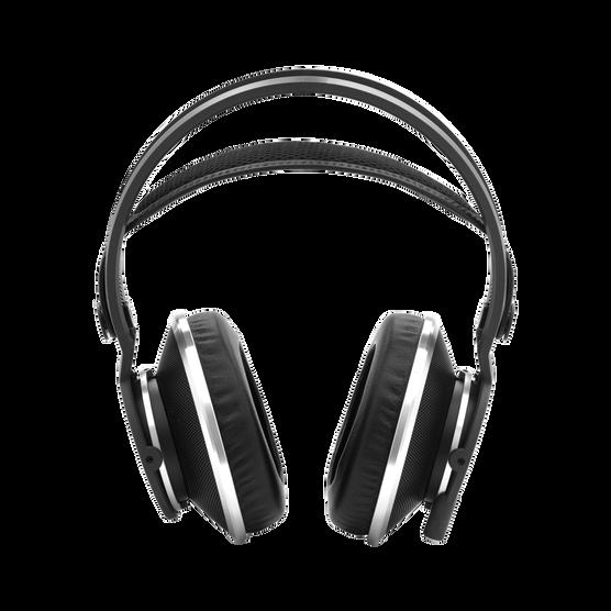 K812 - Black - Superior reference headphones - Front