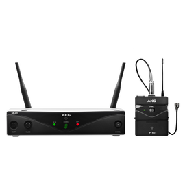 WMS420 Presenter Set Band-A - Black - Professional wireless microphone system - Hero