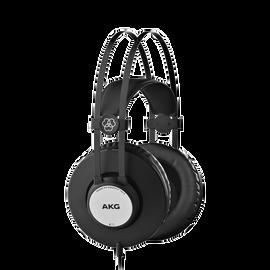 K72 - Black - Closed-back studio headphones - Hero