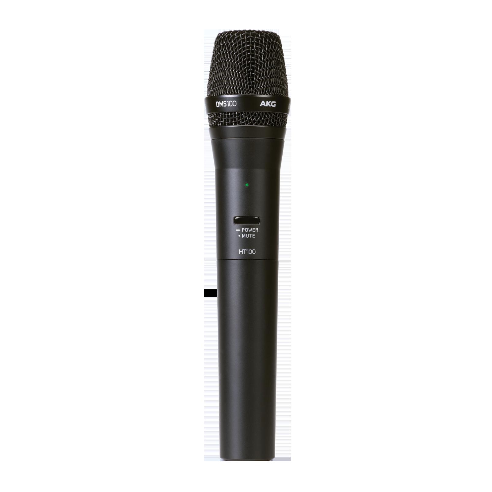 DMS100 Microphone Set - Black - Digital wireless microphone system - Detailshot 1