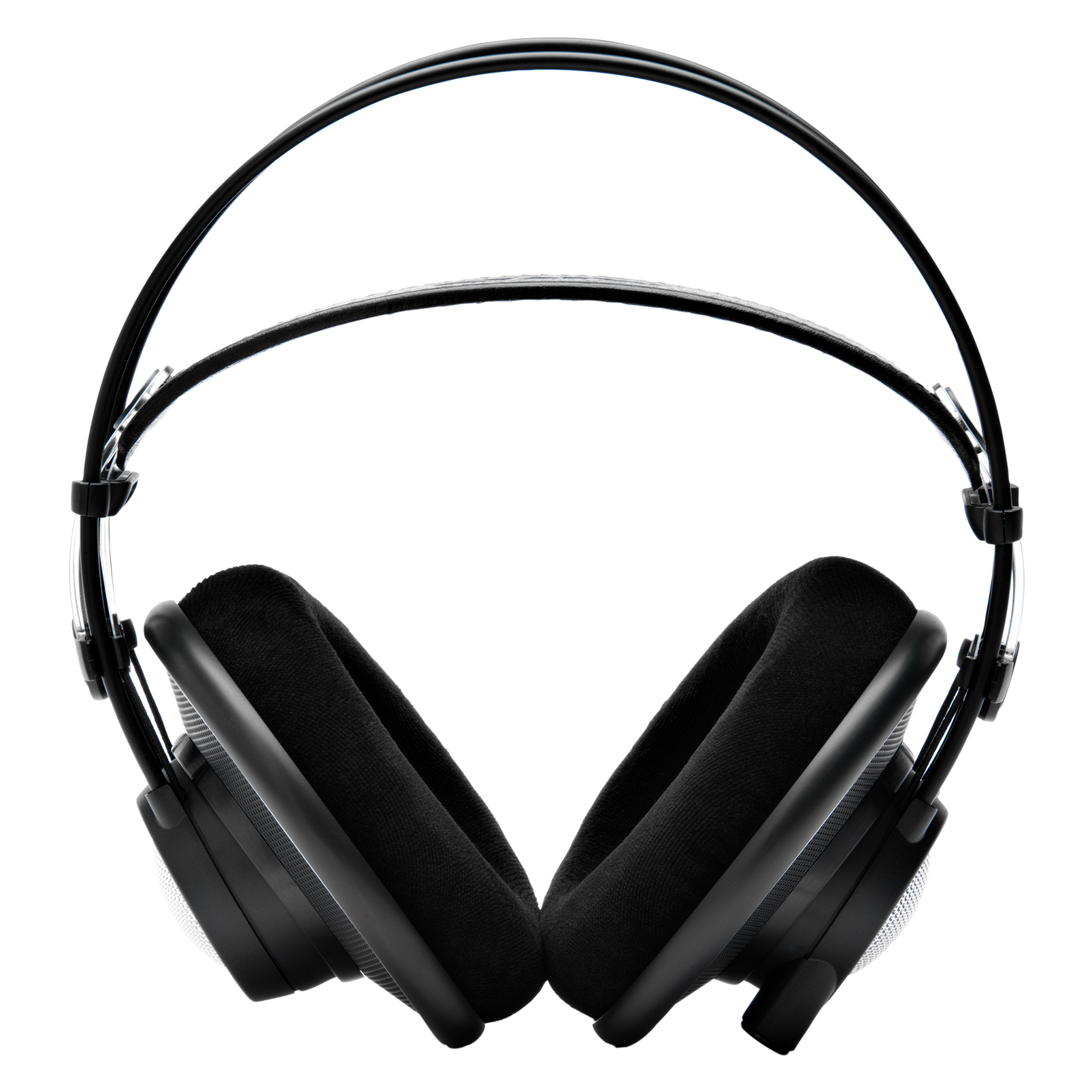 K702 - Black - Reference studio headphones - Front