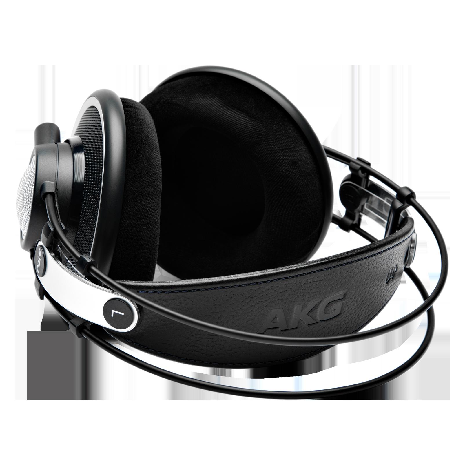 K702 - Black - Reference studio headphones - Detailshot 1